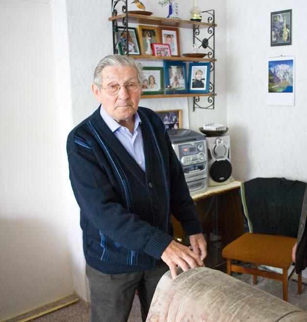 Herr Brade – Genossenschaftler mit Leib und Seele.